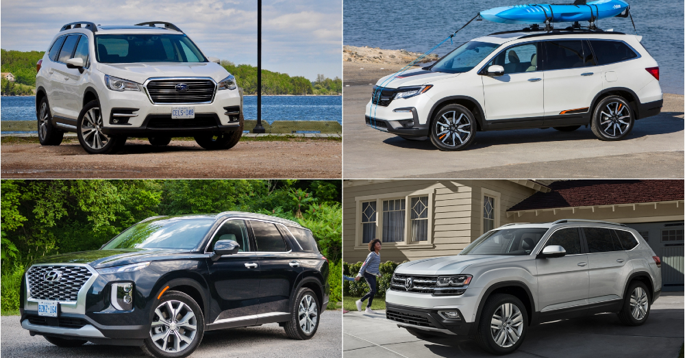 Family-Sized SUVs that are Budget-Friendly