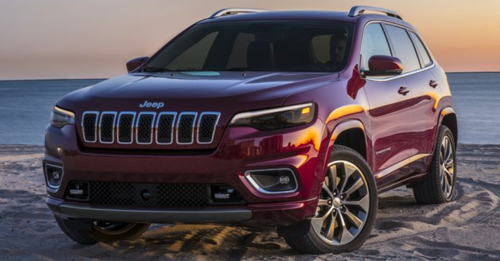 Is There Enough Latitude in the Jeep Cherokee for You?