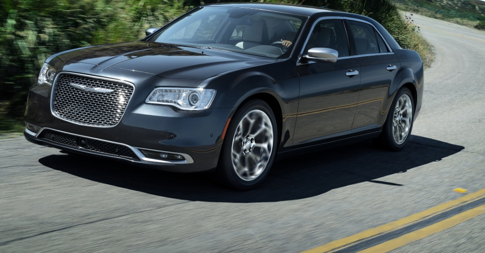Chrysler 300 - A Continuous Luxurious Feeling