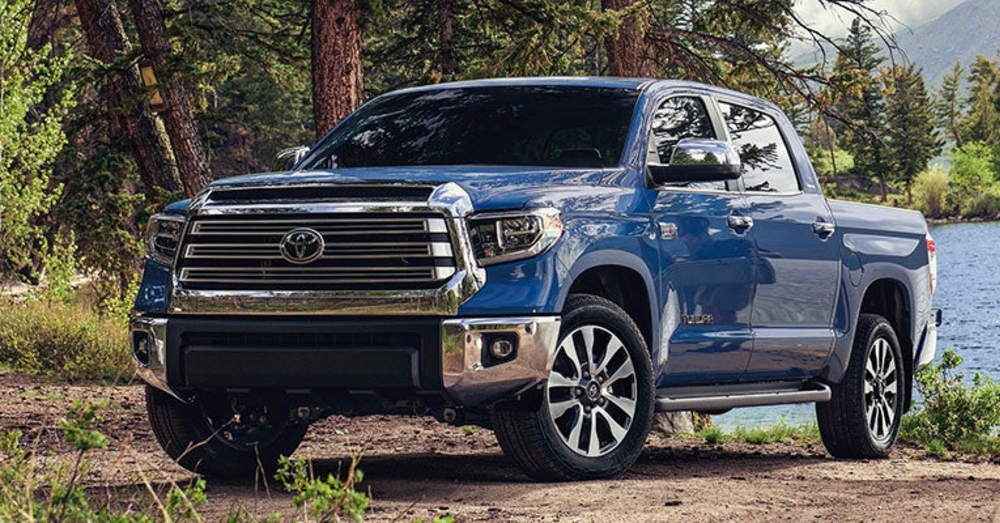 Reliability Matters and the Toyota Tundra Limited Brings it for You