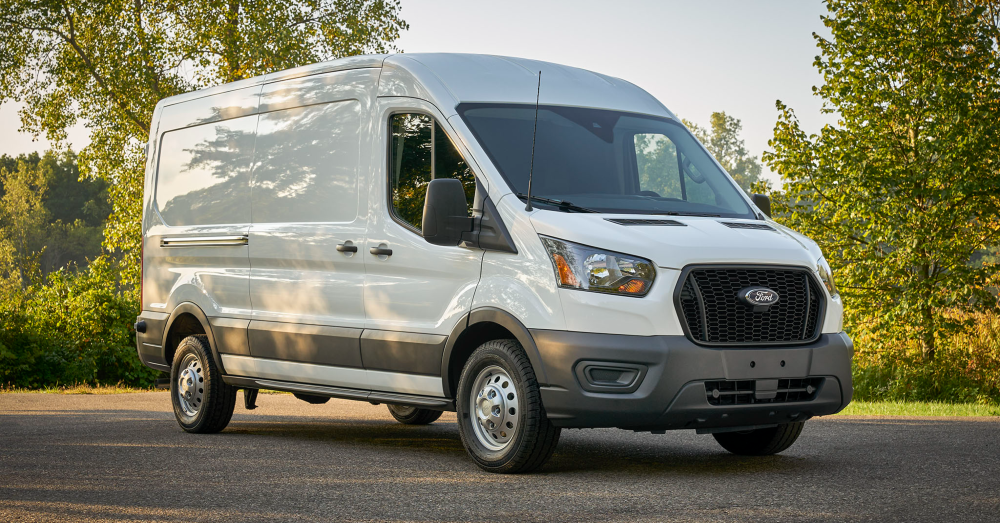 Add the Ford Transit to Your Fleet