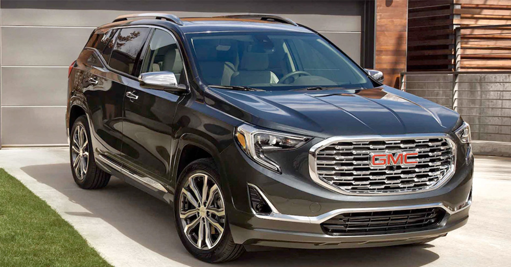 Get the Most and Drive the GMC Terrain Denali