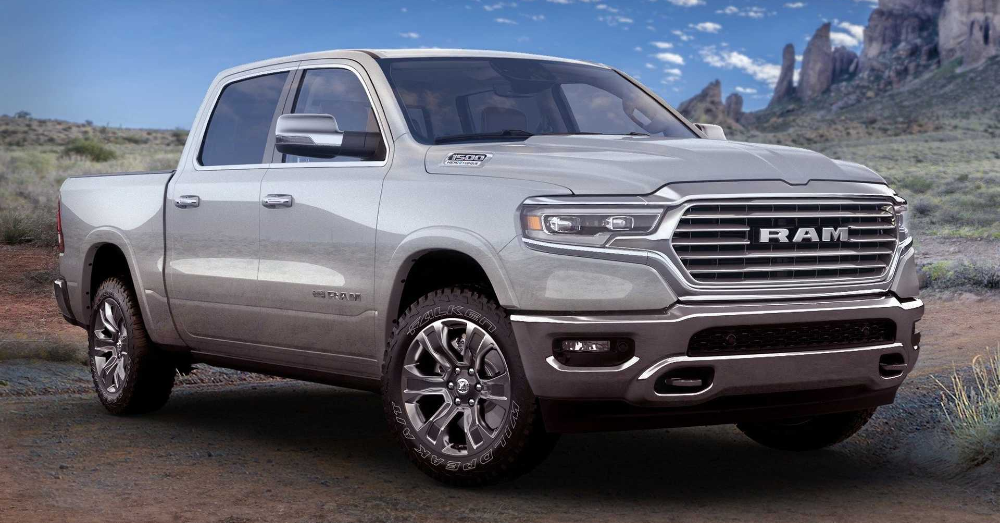 Ram Limited Longhorn: The Perfect Mix of Luxury and Performance