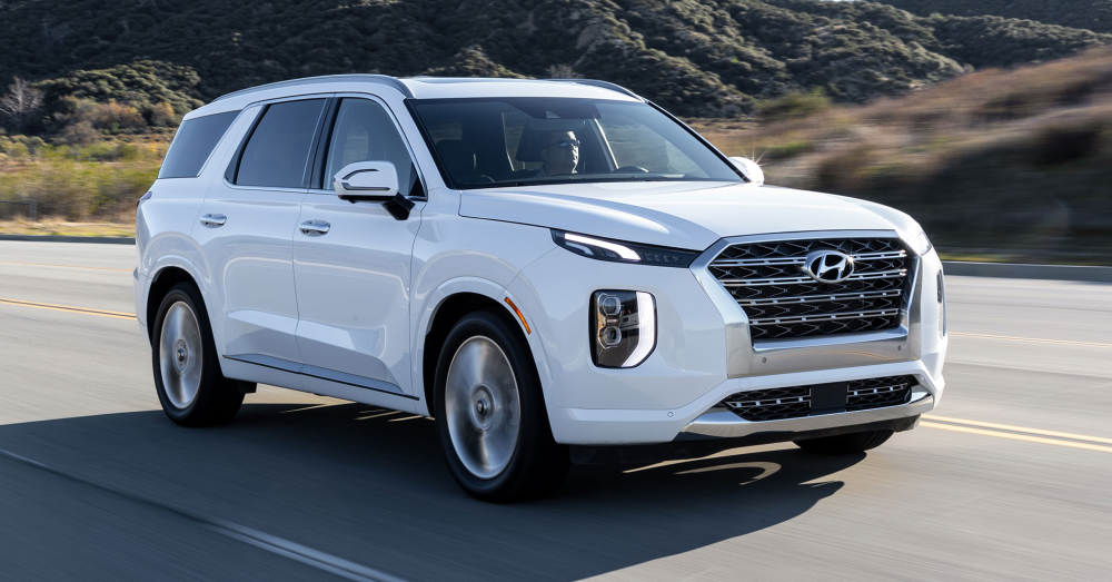 Family Driving Excellence in the Hyundai Palisade Limited