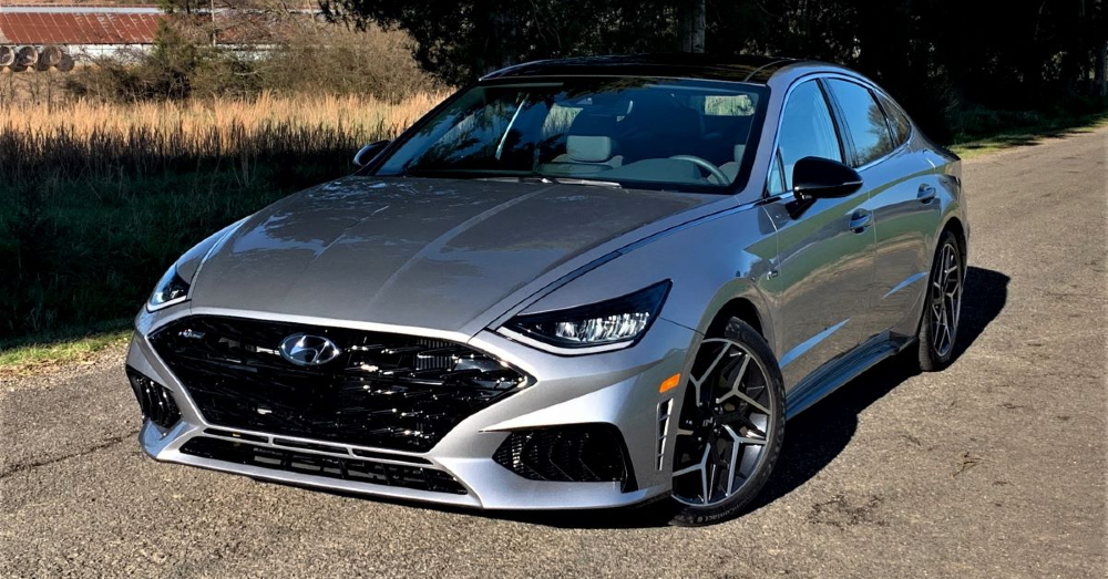 What's The Deal With The Hyundai Sonata N Line?