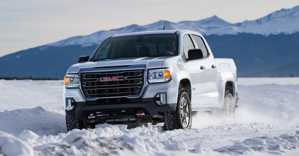 Let the Rugged Perfection of the GMC Canyon Denali Take You for a Drive