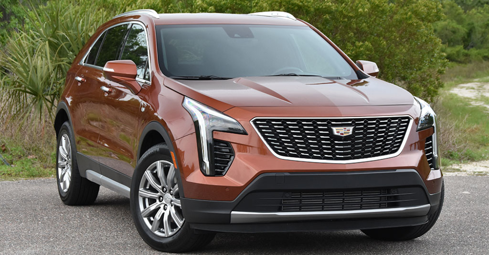 Step Up to Better Driving with the Cadillac XT4 Premium Luxury